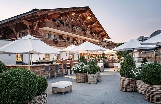 Holidays for friends at Lech am Arlberg