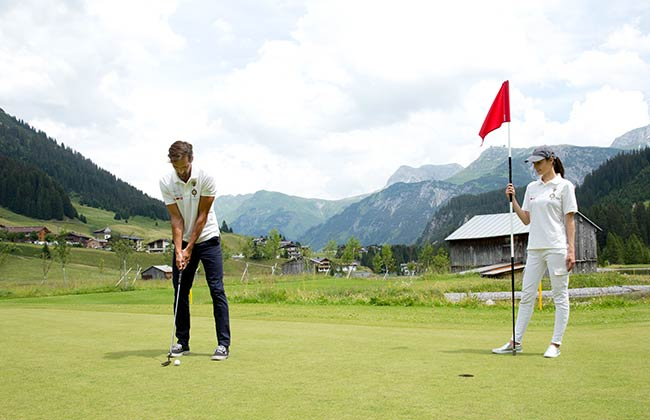 Golf Around Vorarlberg