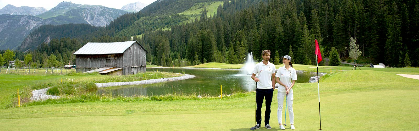 Golf and Gourmet Arlberg