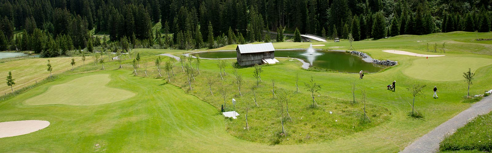 Holiday Membership at the Golf Club Lech