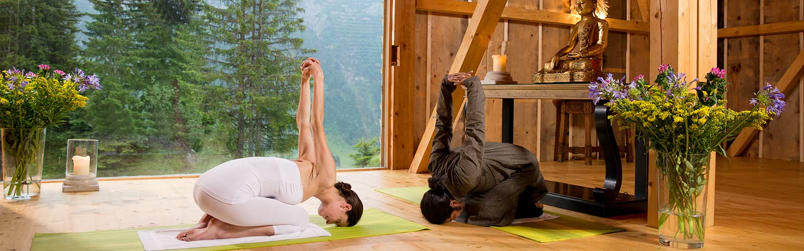 Hatha Yoga in Lech am Arlberg