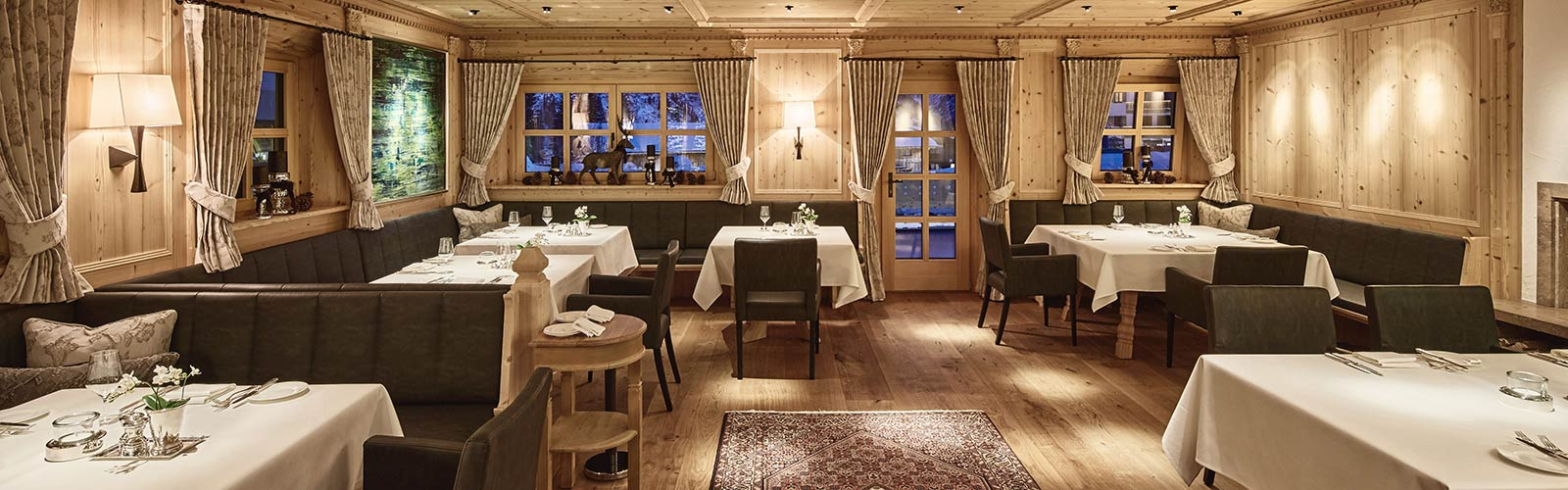 "Restaurant ""Picea"" in Lech am Arlberg"