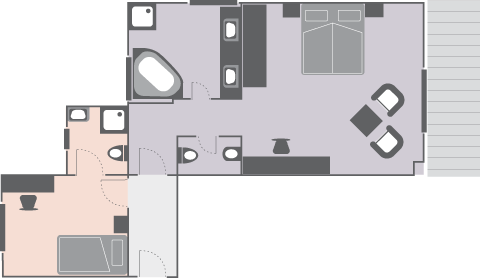 Plan Bürstegg Apartment
