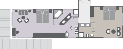 Plan Hasenfluh Apartment