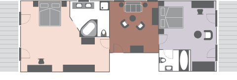 Plan Omeshorn Suite